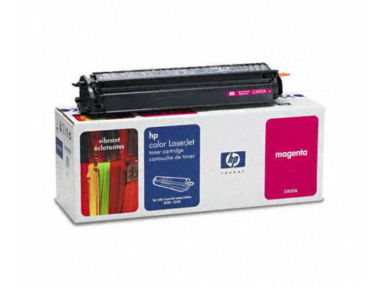 HP 8500 OEM Toner Magenta C4151A *New Open Box*