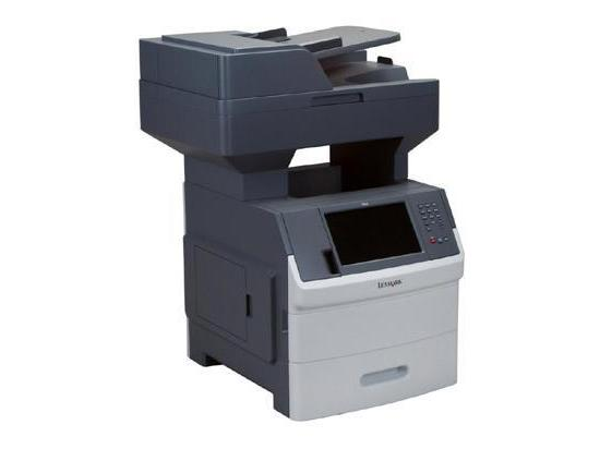 Lexmark X654de Monochrome Multifunction Laser Printer (16M1265)