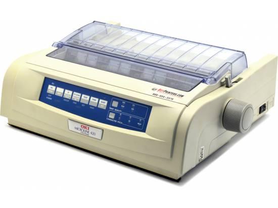 Okidata Microline 490 USB Printer (62418901) - Grade B
