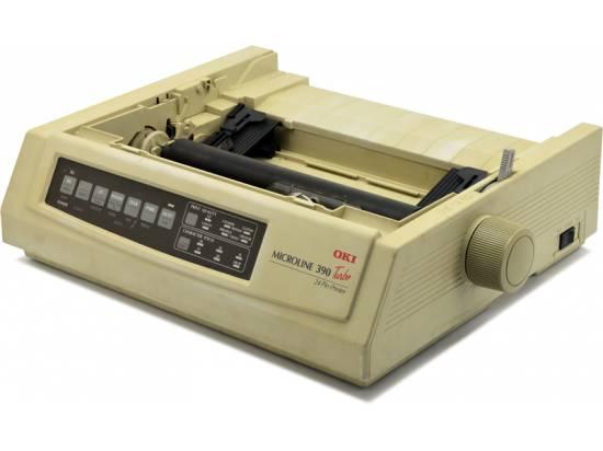 Okidata Microline 390 Turbo Printer - No Accessories (62411901)