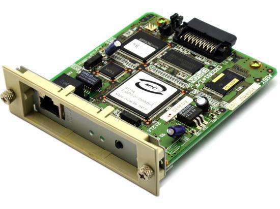 Epson EpsonNet 10/100 Base Tx Ethernet Print Server 2 (C82391)