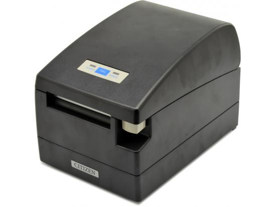 Citizen CT-S2000 Serial & USB Thermal Receipt Printer (CT-S2000RSU-BK)