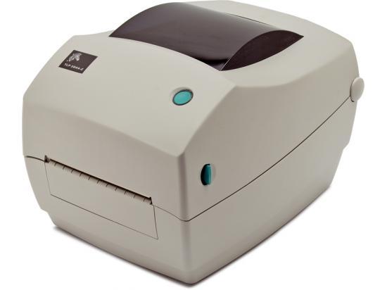 Zebra TLP 2844-Z Serial Ethernet USB Bar Code Printer (284Z-10400-0001)