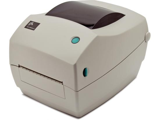 Zebra TLP 2844-Z Serial Ethernet USB  Bar Code Printer (284Z-10400-0001) - Grade A