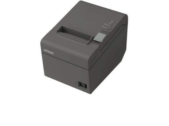 Epson TM-T20II Ethernet & USB Receipt Printer  - Black