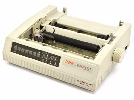 Okidata Microline 520 Printer - No Accessories (62409001) - Grade A