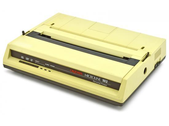 Okidata Microline 182 Printer Microline Standard Emulation (GE5250B)