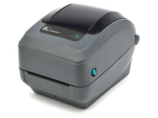 Zebra GX430T - Parallel / Serial DB9 / USB Thermal Label Printer