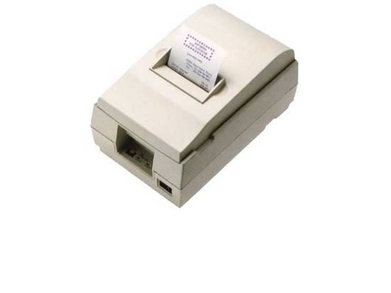 Epson TM-U200D Receipt Printer (M119D) - White - Grade A