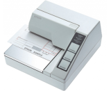 Epson TM-U295 Parallel Slip Printer (M117A) - White
