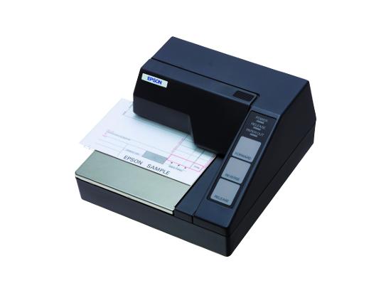 Epson TM-U295 Parallel Slip Printer  - Black