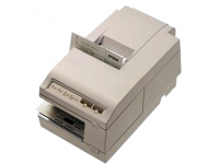 Epson TM-U375 Serial Receipt Printer (M63UA) - White - Grade A