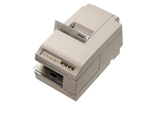 Epson TM-U375 Serial Receipt Printer (M63UA) - White - Grade A