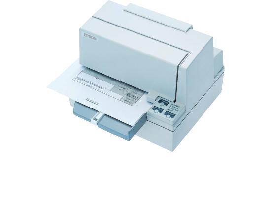 Epson TM-U590 Slip Printer (M128B) - White