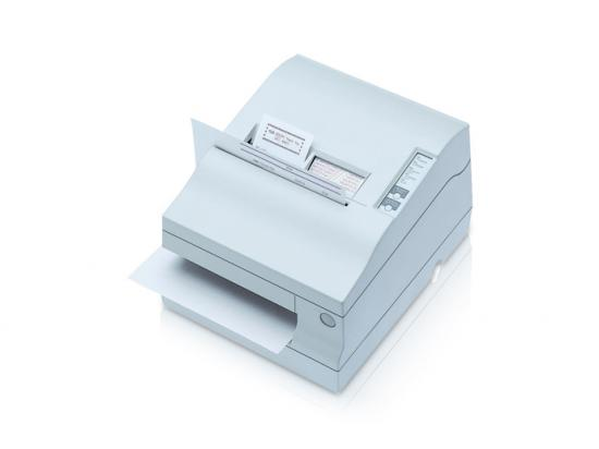 Epson TM-U950 Serial Receipt Printer w/ MICR and Journal Lock (M62UA) - White