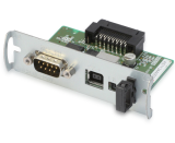 Epson 9 pin Serial Interface Board w/ USB for On Board USB Printer (UB-U19)