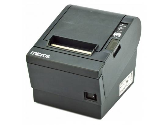 Micros TM-T88III Micros IDN Receipt Printer - Black - Grade B
