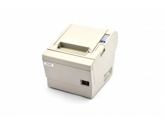 Epson TM-T88III Receipt Printer (M129C) - White - Grade A