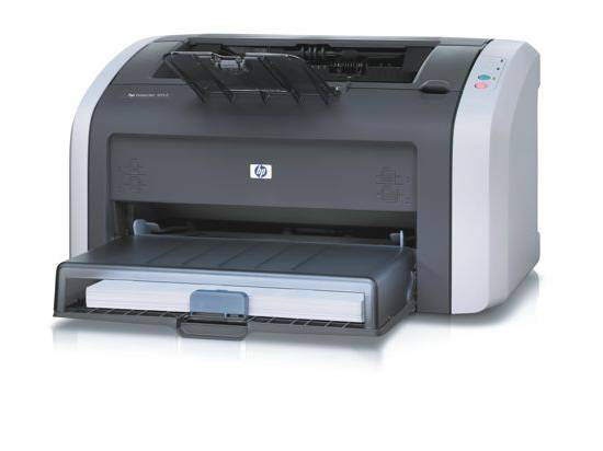 HP LaserJet 1015 Parallel USB Printer (Q2462A)