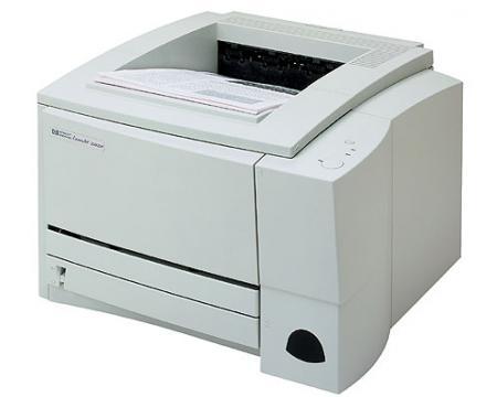 HP PRINTER LASERJET 2100TN TREIBER