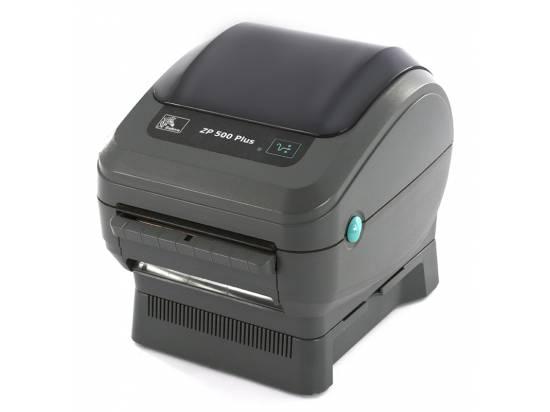 Zebra ZP 500 Serial & USB Plus Direct Thermal Label Printer