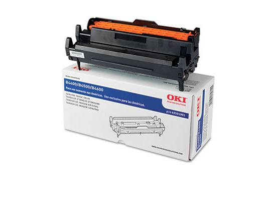 Okidata B4400 / B4500 / B4600 Drum Cartridge - OEM (43501901)