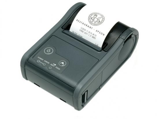 Epson TM-P60 Serial Wireless MobiLink Receipt Printer (M196B)
