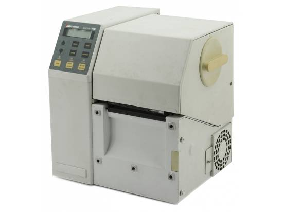 Intermec EasyCoder 4400 Serial Direct Thermal Transfer Label Printer - White