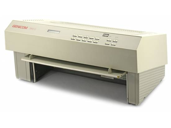 Genicom 3810S Parallel Serial USB Dot Matrix Printer (3S3841AAA130C3)