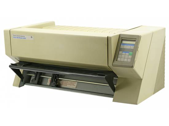 Genicom 8920 Parallel Serial USB Dot Matrix Printer (2557812-0001)