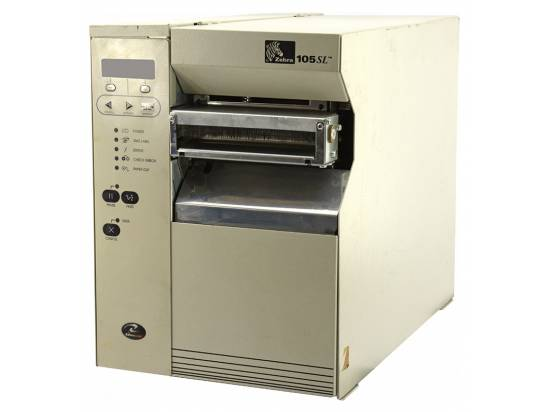 Zebra 105SL Serial Ethernet Label Printer (10500-3001-1030) - Grade A