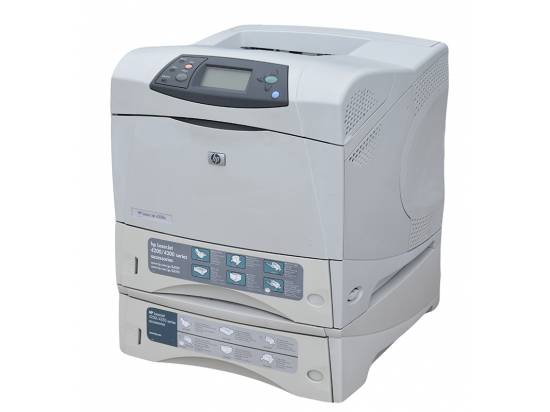 HP Laser Jet 4350n Parallel Ethernet USB Printer (Q5407A)