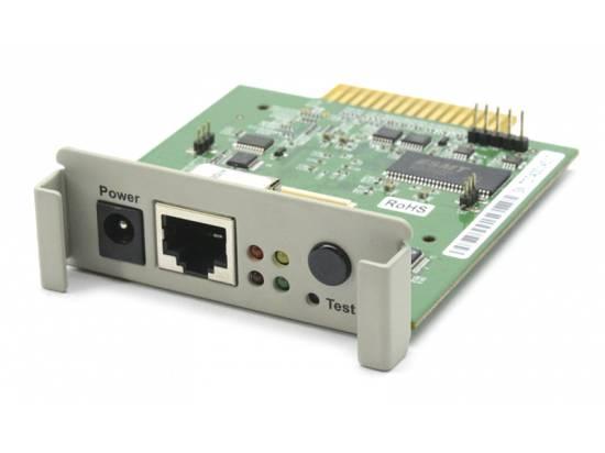 Okidata OkiLAN 6120i/e 10/100 Base-T Ethernet Print Server