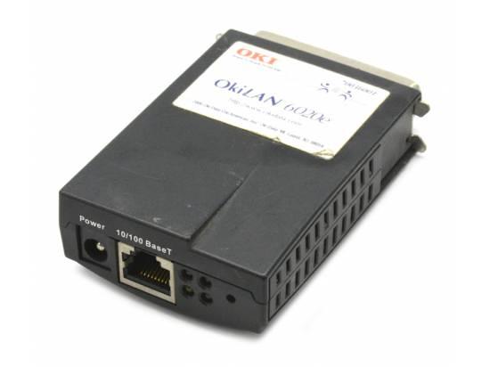 Okidata OkiLAN 6020e External Print Server (70036001)