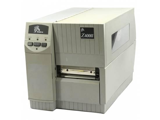 Zebra Z4000 Label Printer
