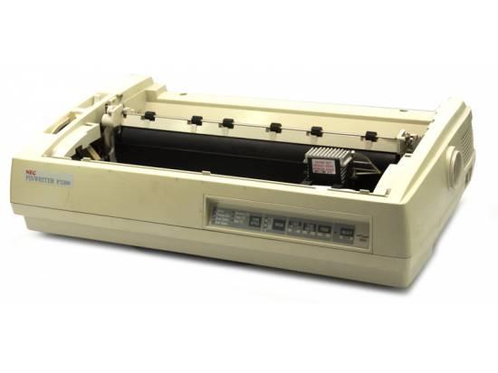 NEC Pinwriter P3300 Dot Matrix Pritner - No Top Covers (P3300)